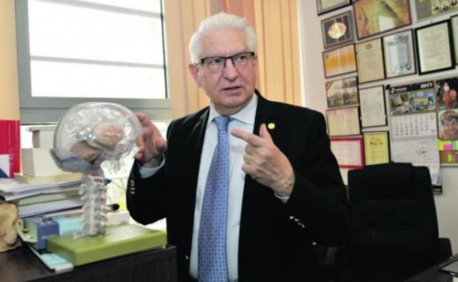 Prof. dr. Alexandru Vlad Ciurea, neurochirurg renumit: 10 obiceiuri zilnice care ne țin sănătoși